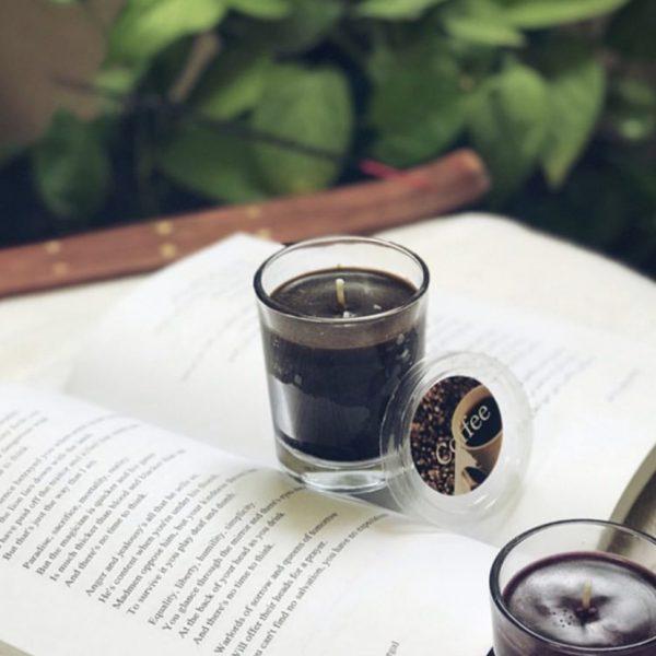 شمع معطر قهوه