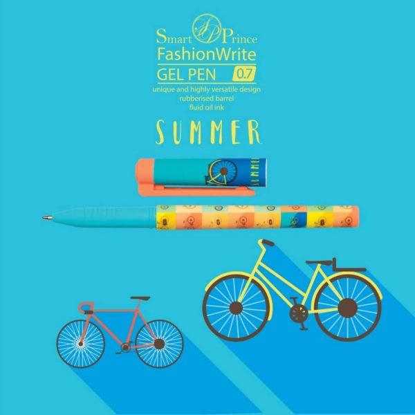 روان نویس ژله ای طرح مدل های دوچرخه