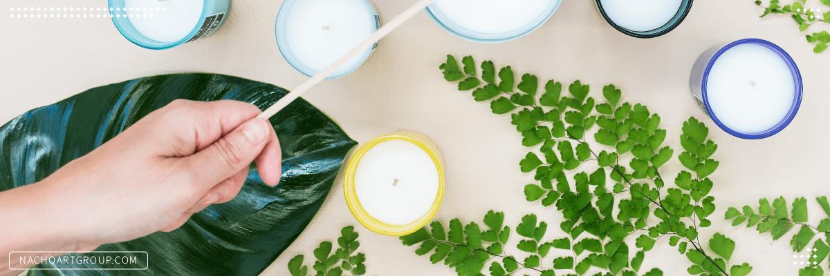 شمع ها و نقش آن در فنگشویی
