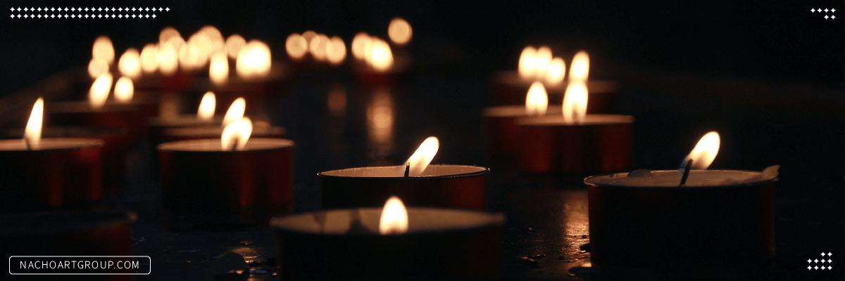 چه رازی در روشن کردن شمع نهفته است