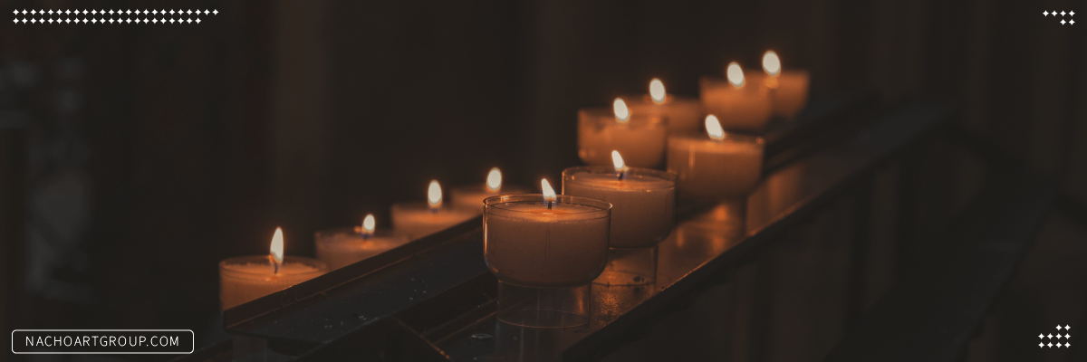 طریقه ساخت شمع معطر