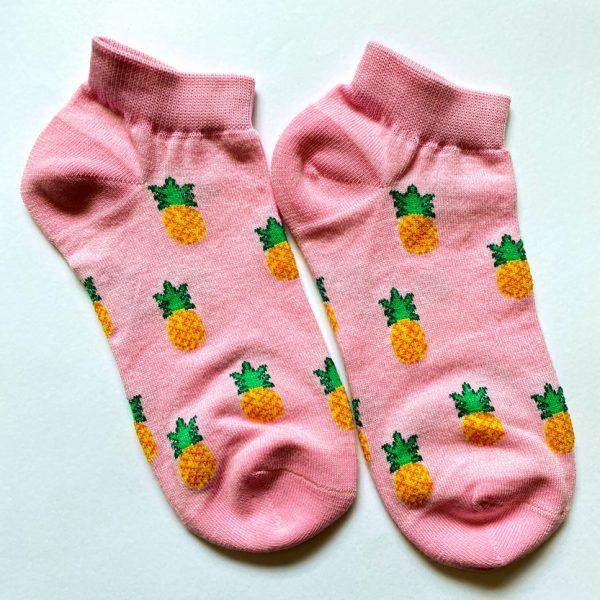 جوراب مچی آناناس یاسی