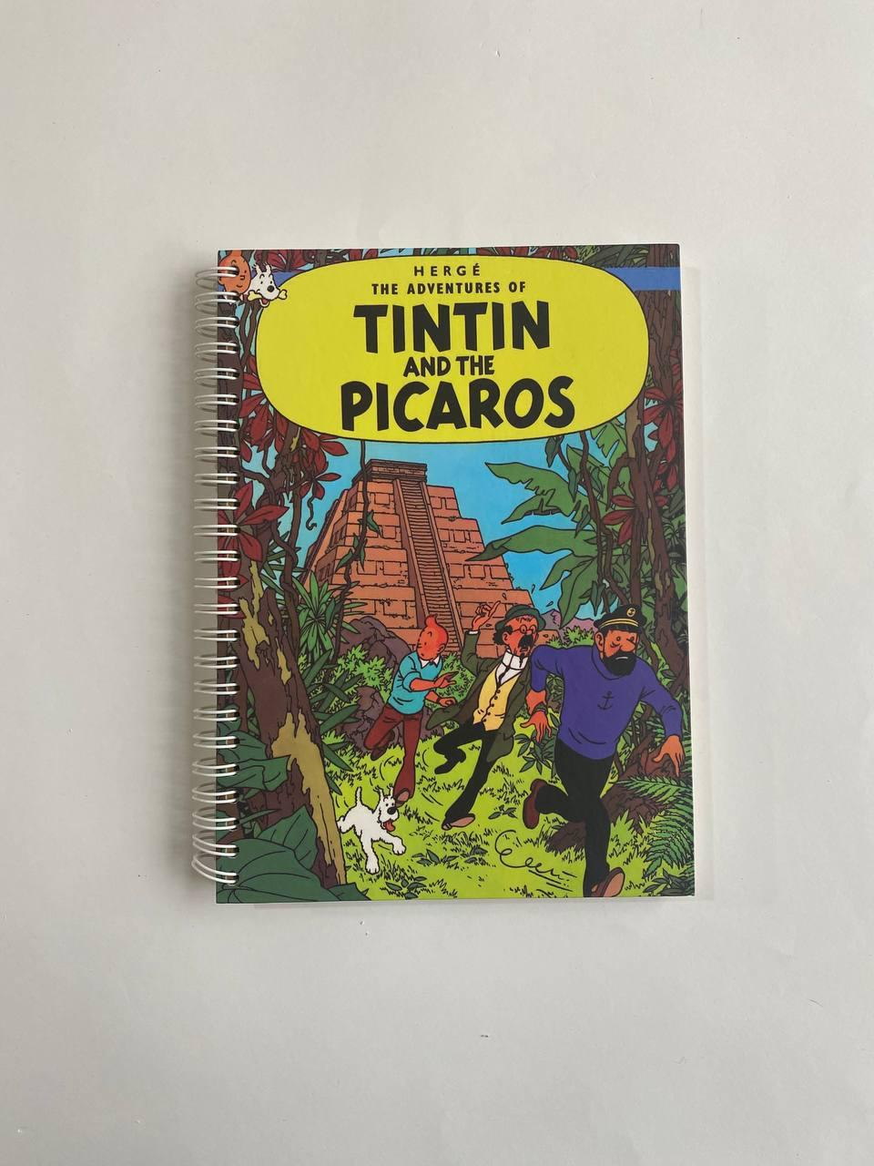 دفتر بولت ژورنال فانتزی تن تن پیکارو ها
